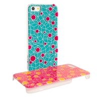Hard iPhone 5 case of Dots & Lines Collection