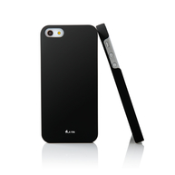 SnapOn ultra thin PC case for iPhone 5, black